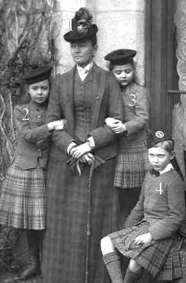 famille royale britannique