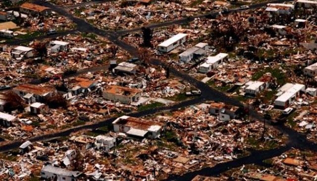 Berikut Enam Fenomena Aneh Yang Mengiringi Terjadinya Bencana Dahsyat