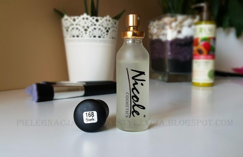 Perfumy Nicole Cosmetics 168 - odpowiednik Davidoff Cool Water Sea Rose