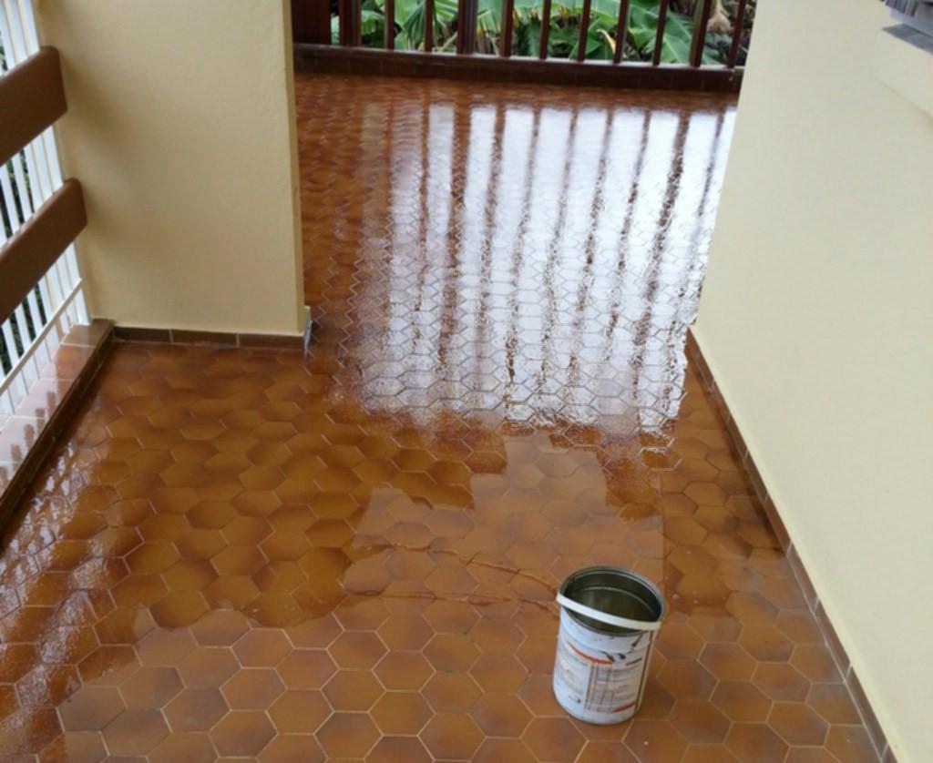 Impermeabilizzazione trasparente protettivo trasparente for Guaina liquida trasparente mapei