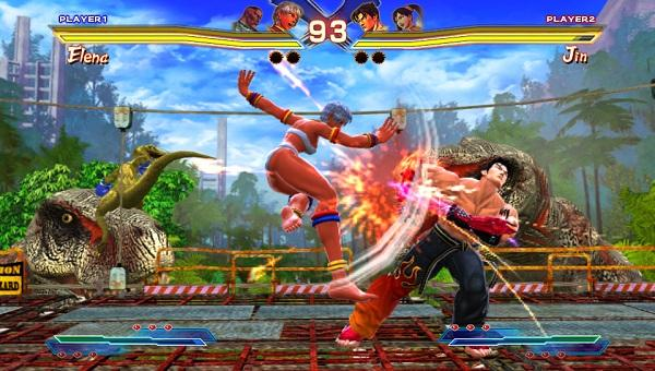 street fighter vs tekken game apk
