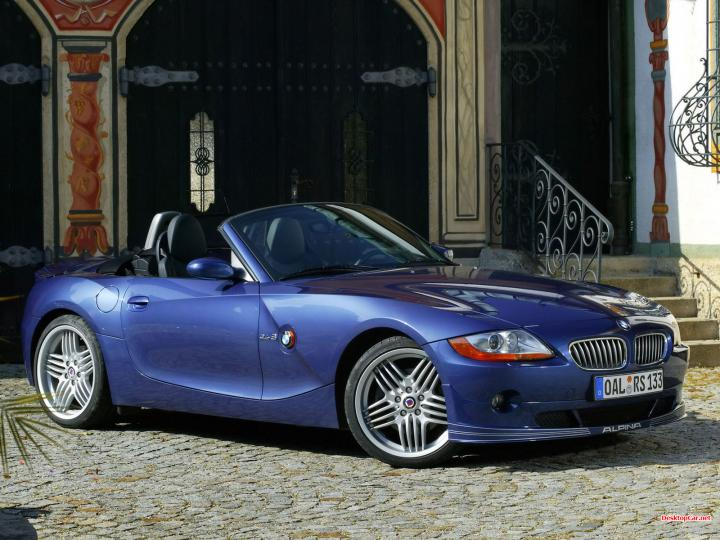 Bmw Alpina Z4 Wallpapers For Pc Bmw Automobiles