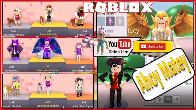 Roblox Design It Gameplay! Playing with YOUTUBER FRIENDS