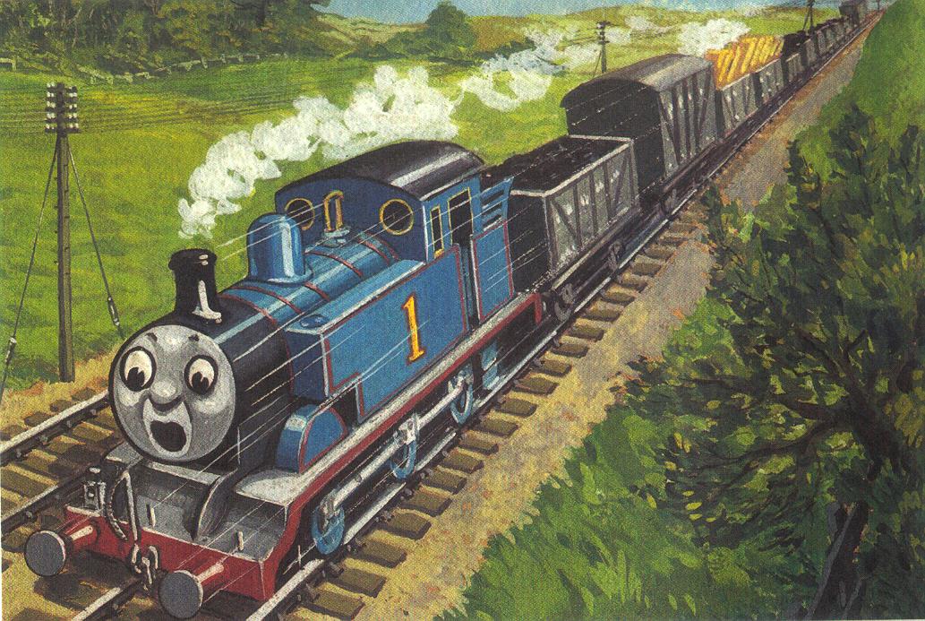 The Railfan Brony Blog: RWS #2: Thomas The Tank Engine