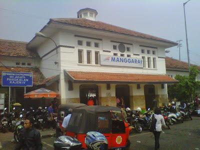 stasiun manggarai