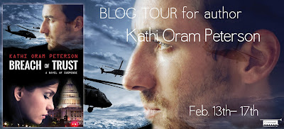 Breach of Trust by Kathi Oram Peterson + $25 Giveaway