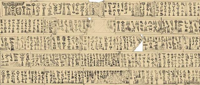 Rejtélyes tengeri emberek inváziójáról számol be egy 3200 éves írás