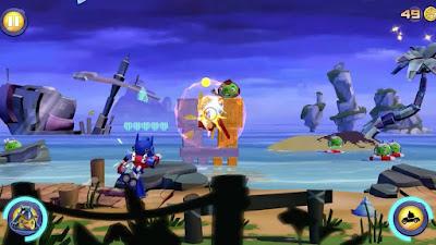 Angry Birds Transformers v1.26.9 Apk Mod Coins/God Mode