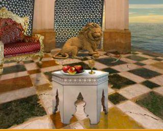 FirstEscapeGames Arabian Palace Escape