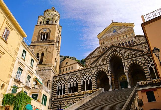 Duomo di Sant'Andrea em Amalfi
