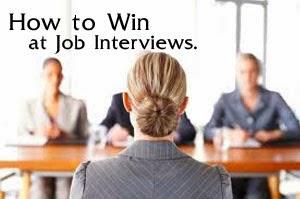 ตัวอย่างคำถามสัมภาษณ์งาน