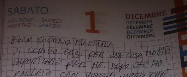 """مهاجر مغربي بإيطاليا يكتب رسالة لمعلمي أبناءه في المدرسة: """"اشركوا ابنائي في أعياد الميلاد حتى يتعلموا احترام الديانات الأخرى """"."""