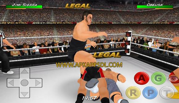 Image Result For Wrestling Revolution D V Apk Mod Unlocked For Android
