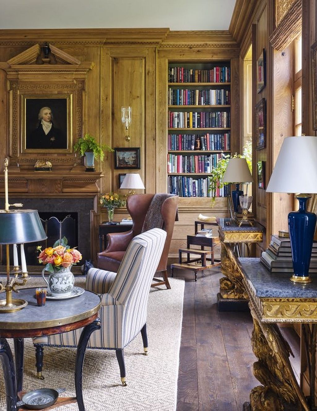 Country Home Interior Design: 18 Images Of English Country Home Decor Ideas