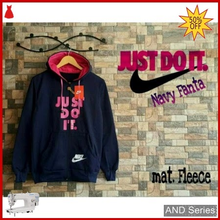 AND155 Jaket Wanita Jaket Nike Just Do BMGShop