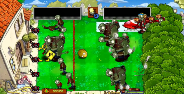 Game Plants vs Zombies Versi 3.1