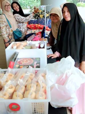 Bazar - UMKM Mapan mengisi bazar di acara musrenbang kecamatan Pancoran Mas Depok