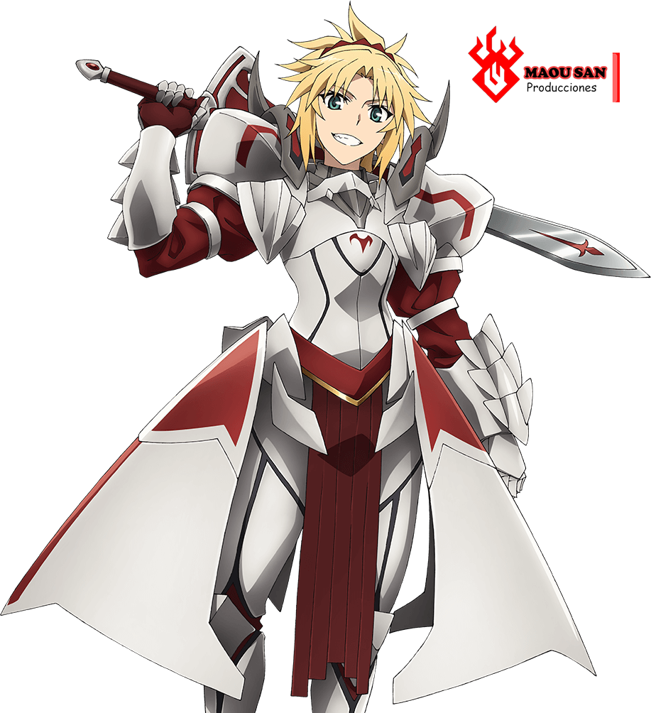 FACCION RED Mordred (Saber)
