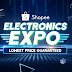 Dapatkan Potongan Harga Hangat di Ekspo Elektronik Shopee Julai Ini sehingga 90%