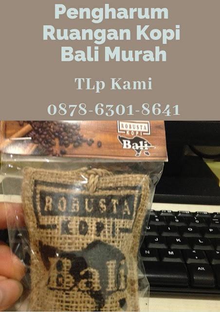 Distributor Dan Produsen Parfum Kopi Bali