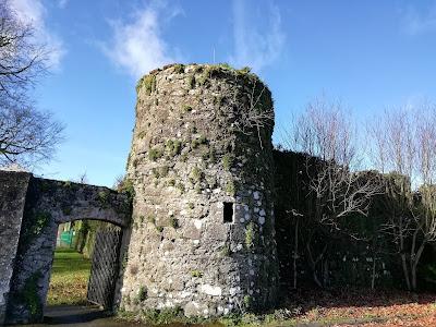 Ballyragget Castle, Kilkenny