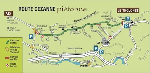 Route La Robert Map Salle De