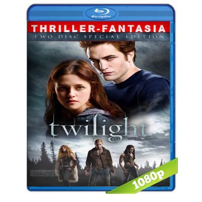 Crepusculo (2008) BRRip Full 1080p Audio Trial Latino-Castellano-Ingles 5.1