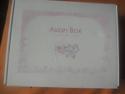 Pierwsza edycja Asian Box oraz Azjatyckie Rozdanie