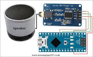 Amazing Tips247 Catalex Mp3 Player Code Arduino