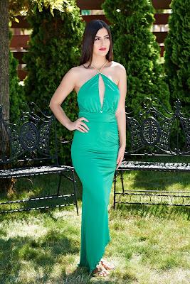 vestidos largos y elegantes