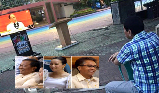 Throwback: the forgotten presidentiable during PNoy's last SONA