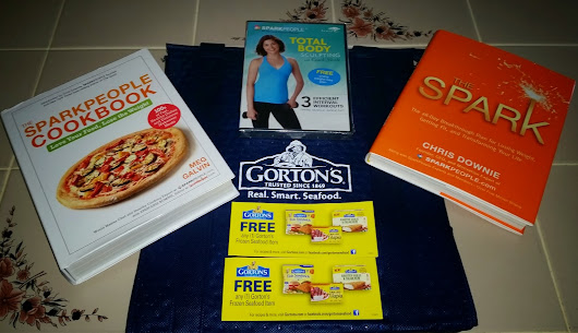 Gorton's Realistic Resolution Challenge & Giveaway