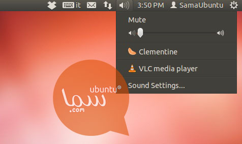 change audio player with clementine and vlc