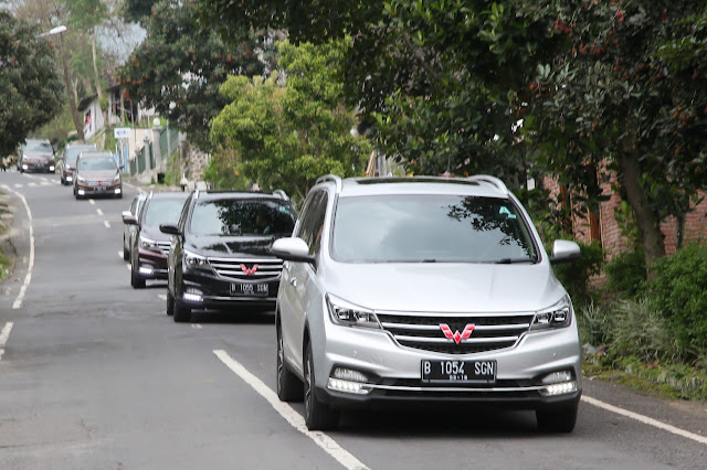 top speed wuling cortez