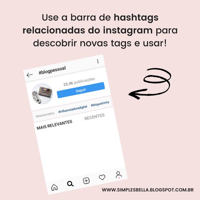 Saiba como usar hashtags para ganhar seguidores e curtidas qualificadas no Instagram