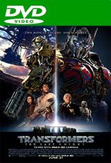 Transformers 5: El último caballero (2017) DVDRip Latino AC3 5.1 / Español Castellano AC3 5.1