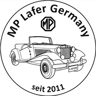 Escudo do MP Lafer na Alemanha.