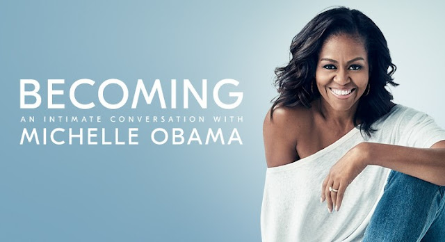 Don't miss your chance to see the former First Lady of the United States live during her book tour! Becoming: An Intimate Conversation with Michelle Obama