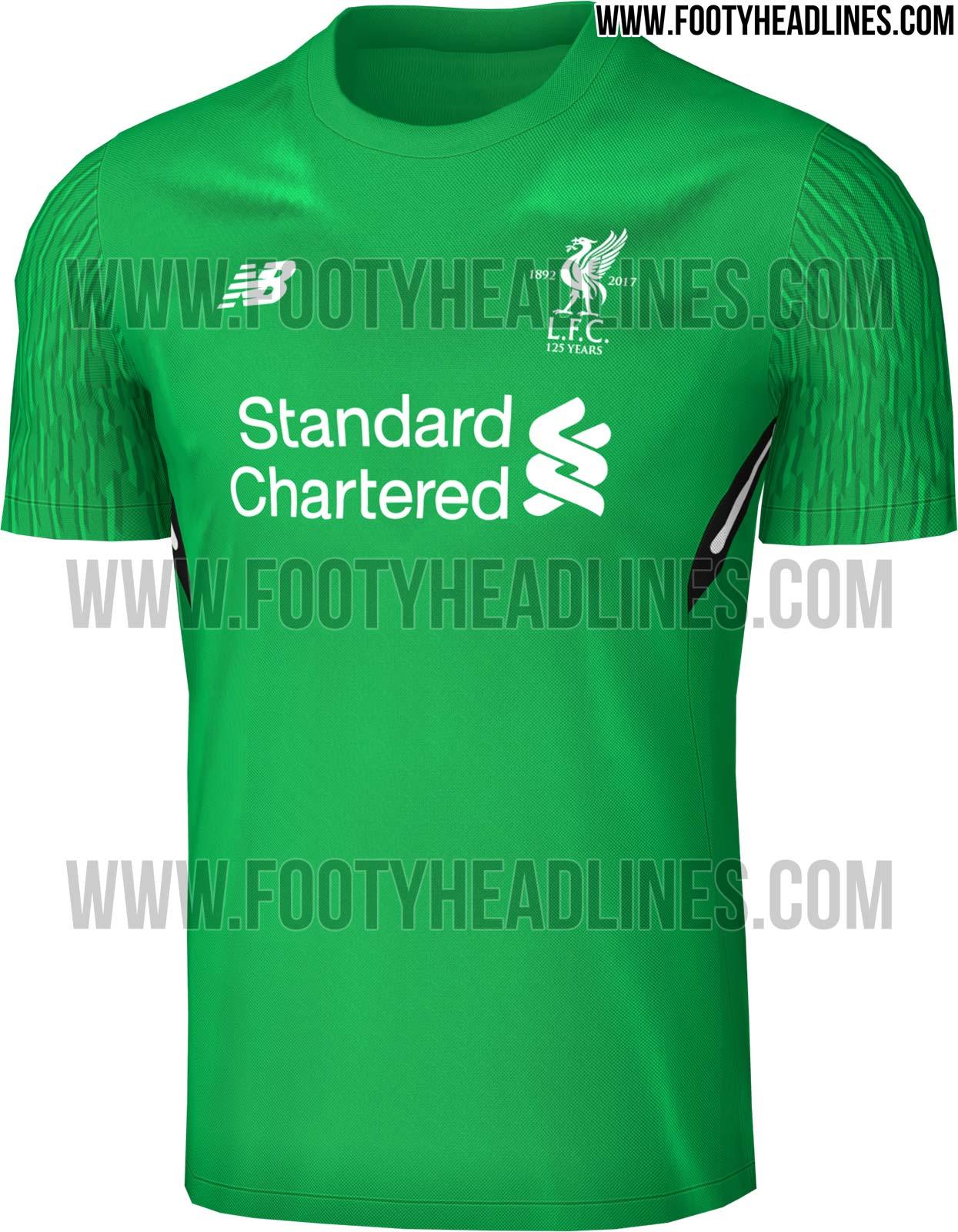 on sale 0661c 7fc2a liverpool green goalkeeper kit
