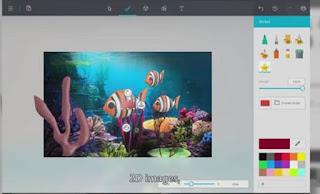 Paint, yeni özellikler ve tasarım ile güncelleniyor