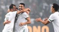 الجزائر تتغلب على منتخب كولومبيا في المباراة الودية بثلاث اهداف بدون رد