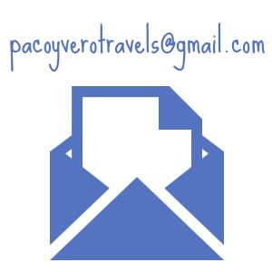 email: pacoyverotravels@gmail.com