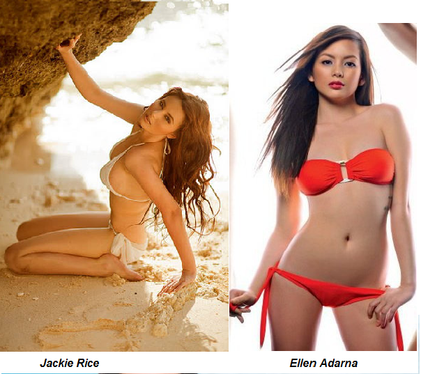 Top 10 Fhm Philippines 100 Sexiest Women 2011 - Global