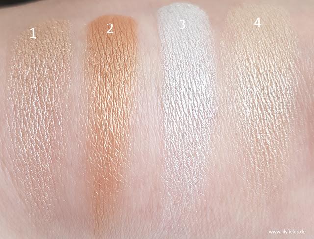 Shimmer Squad Highlighter Palette