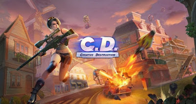 download and install creative destruction for pc | fortnite