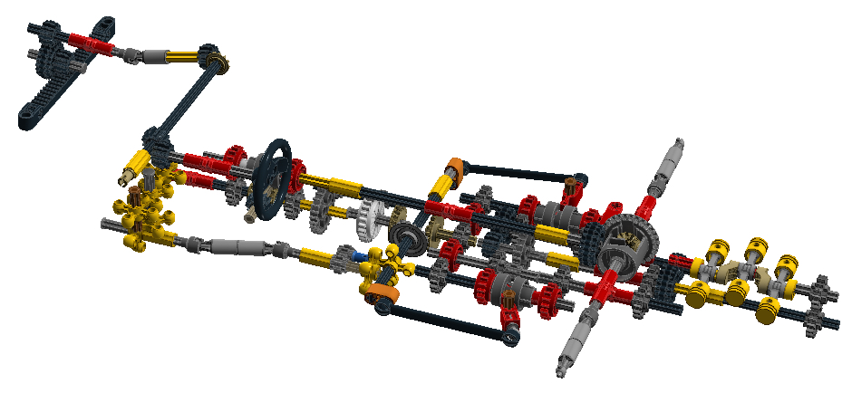 A True Supercar? | New Elementary, a LEGO® blog of parts