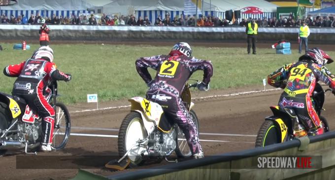 Mathieu Tresarrieu nyert Vechtaban