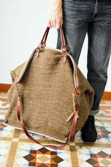 kerajinan tas dari karung goni bekas kerajinan keren