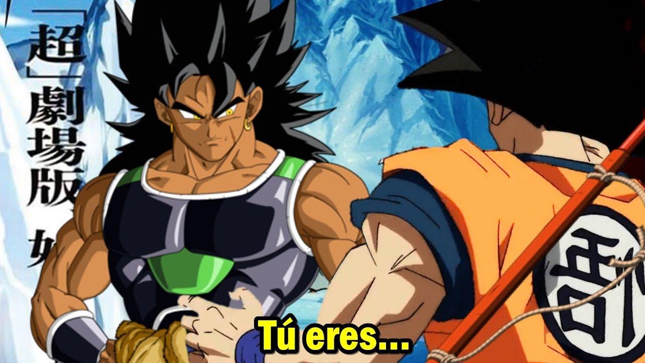 El Encuentro De Goku Y Yamoshi La Profecía Se Cumple Nueva