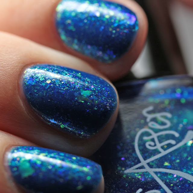 Ever After Polish Blue Hawaiian